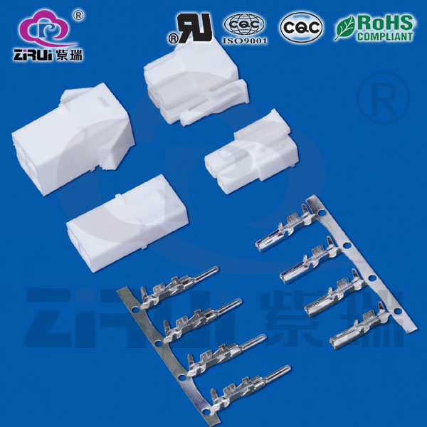 Wire to Wire Connector 6.0/6.6mm 1.8 series (18027-18028)