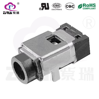 DC SMT Power Socket DC-055