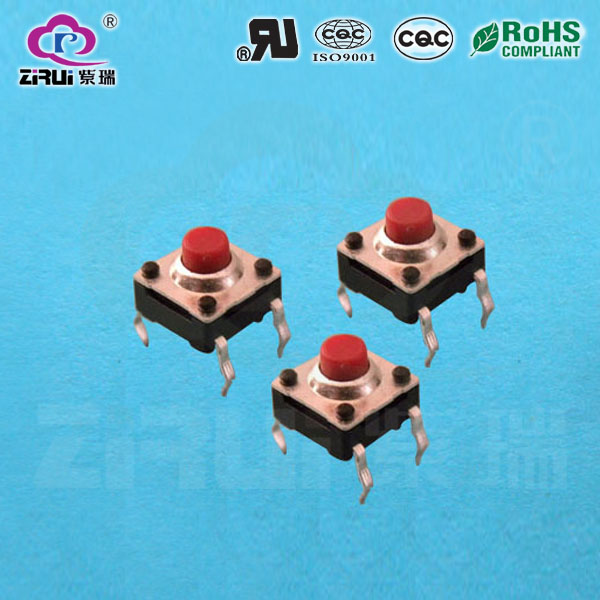 LED Tact Switch KAN66-1(RD)