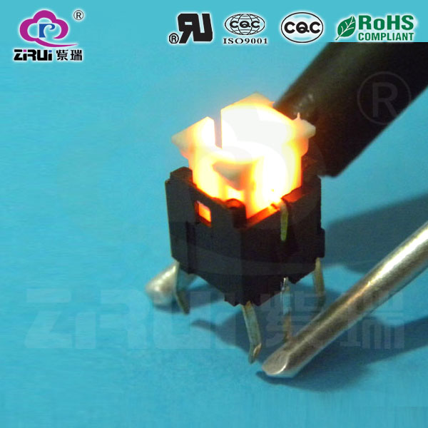 LED Tact Switch KAN66-7.2(OG)