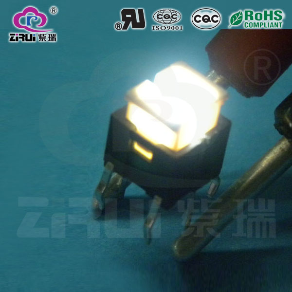 LED Tact Switch KAN66-7.2(YL)