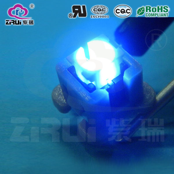 LED Tact Switch KAN66-DT(BU)